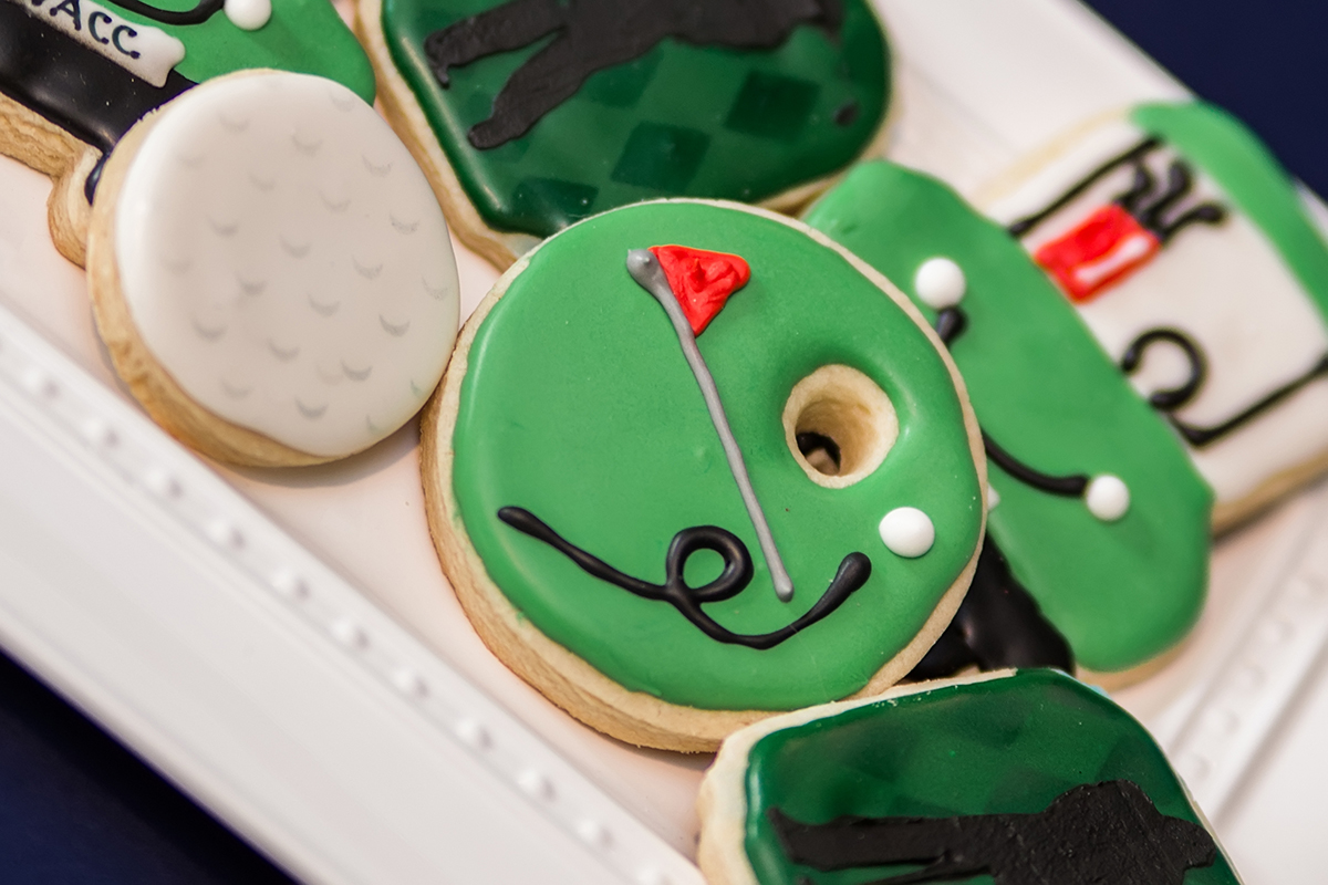 Williamston Golf-Outing-Sugar-Cookies