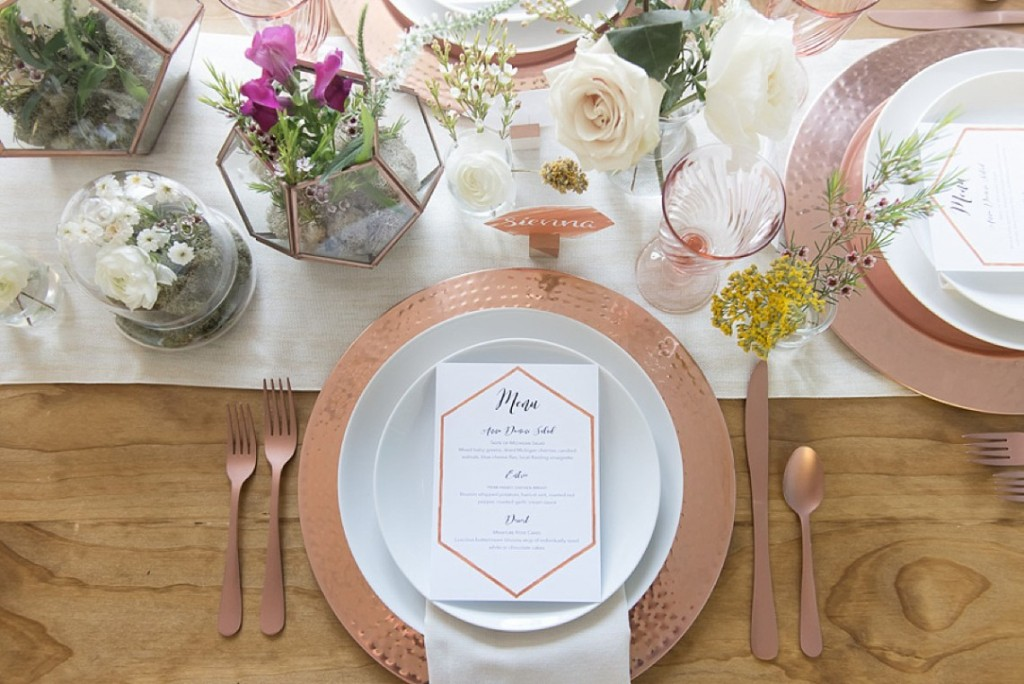 Boho Bridal Shower Inspiration – Farmington, MI