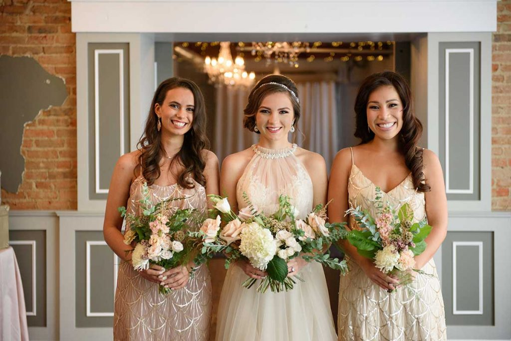 Art Deco Wedding Inspiration at The Holly Vault